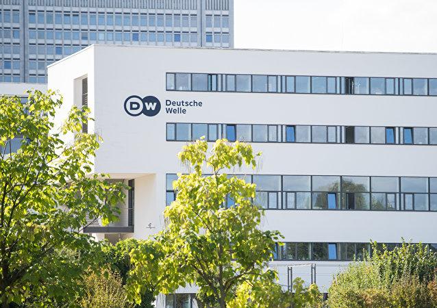 La sede de Deutsche Welle en Bonn (Alemania)