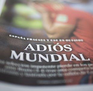 Una revista sobre el fiasco de la selección española