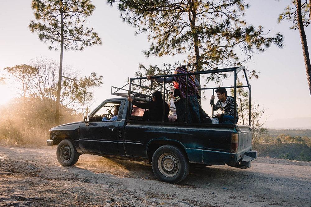 Clínica rusa en Guatemala, vista por los ojos del fotógrafo Maxim Tarásov
