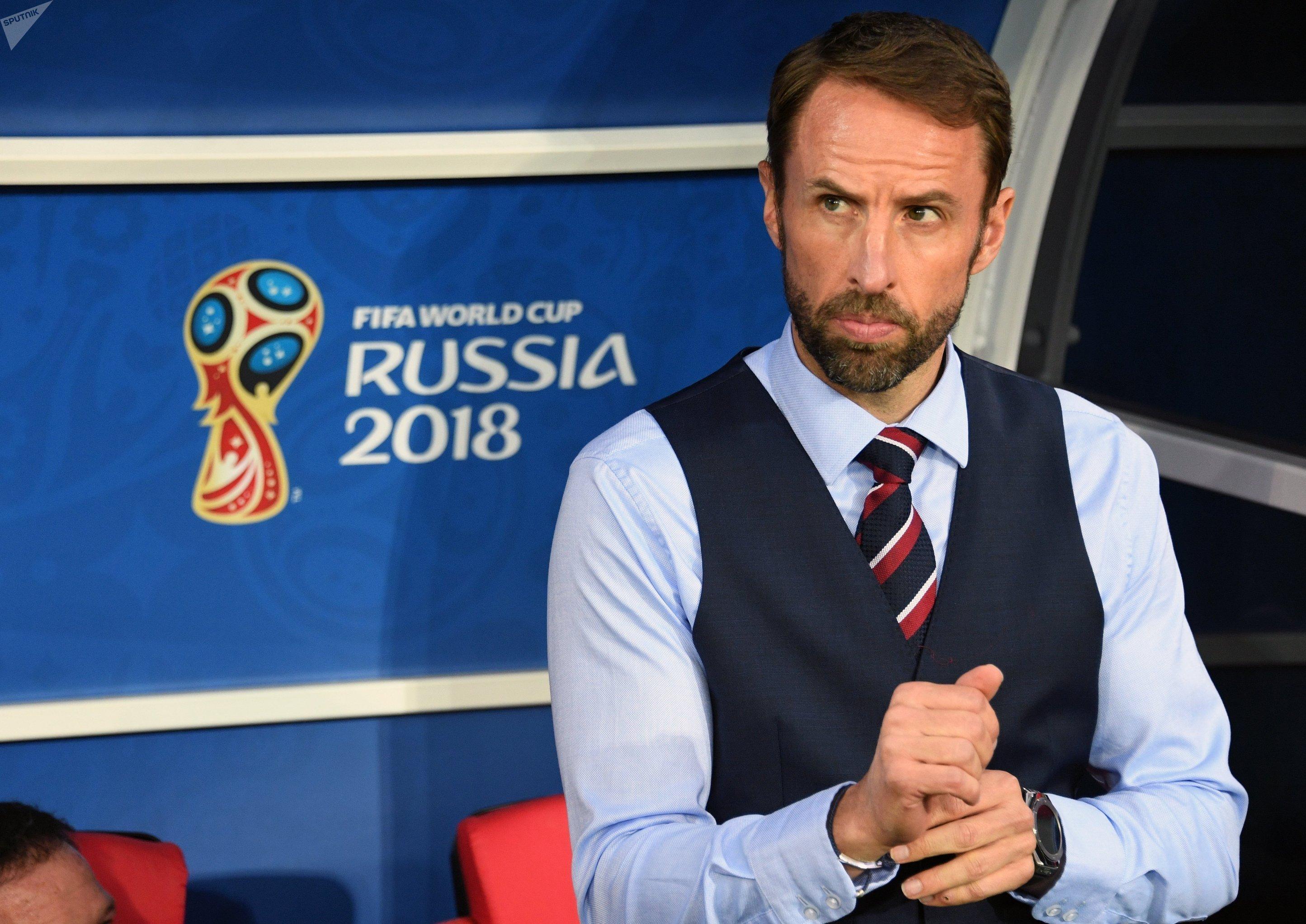 El técnico de Inglaterra, Gareth Southgate