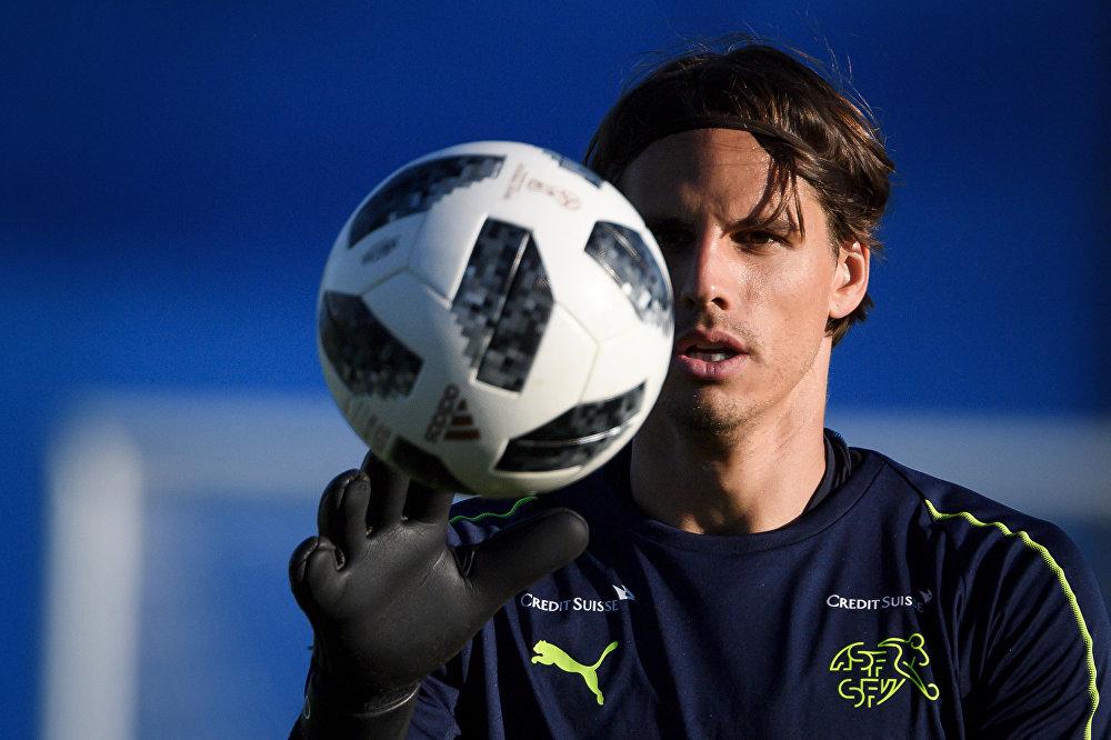 Yann Sommer, portero de la selección de Suiza