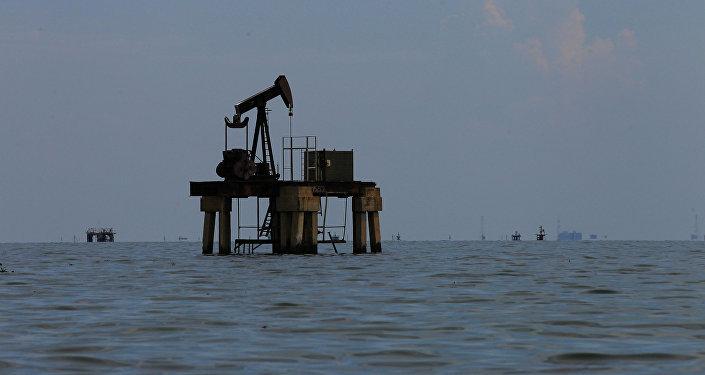 Extracción de petróleo en Venezuela