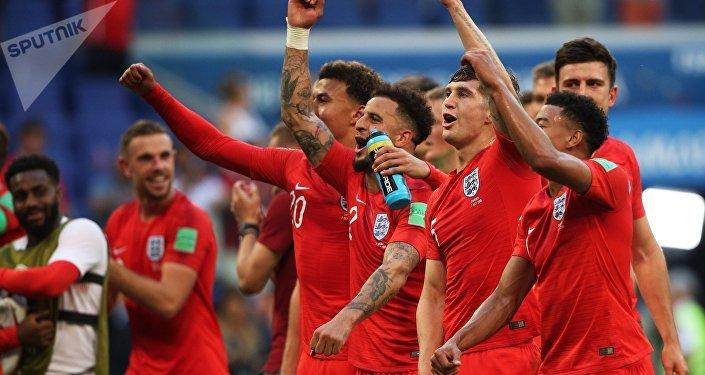 Inglaterra se impone a Suecia y se clasifica para las semifinales del Mundial