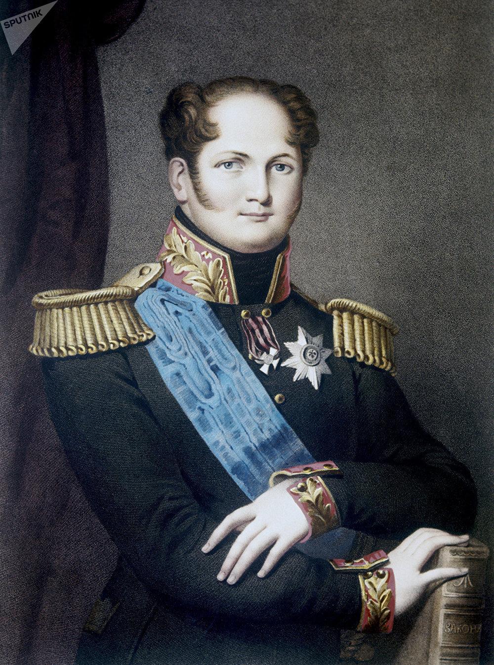Alejandro I, emperador ruso
