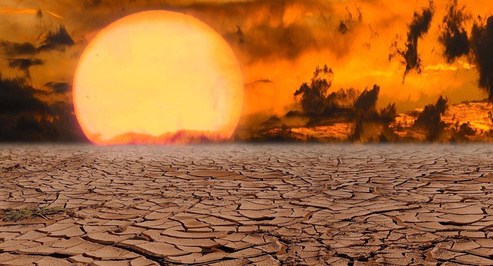 Una catástrofe ecológica, imagen ilustrativa