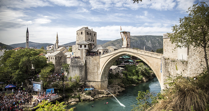 Stari Most en Bosnia Herzegovina