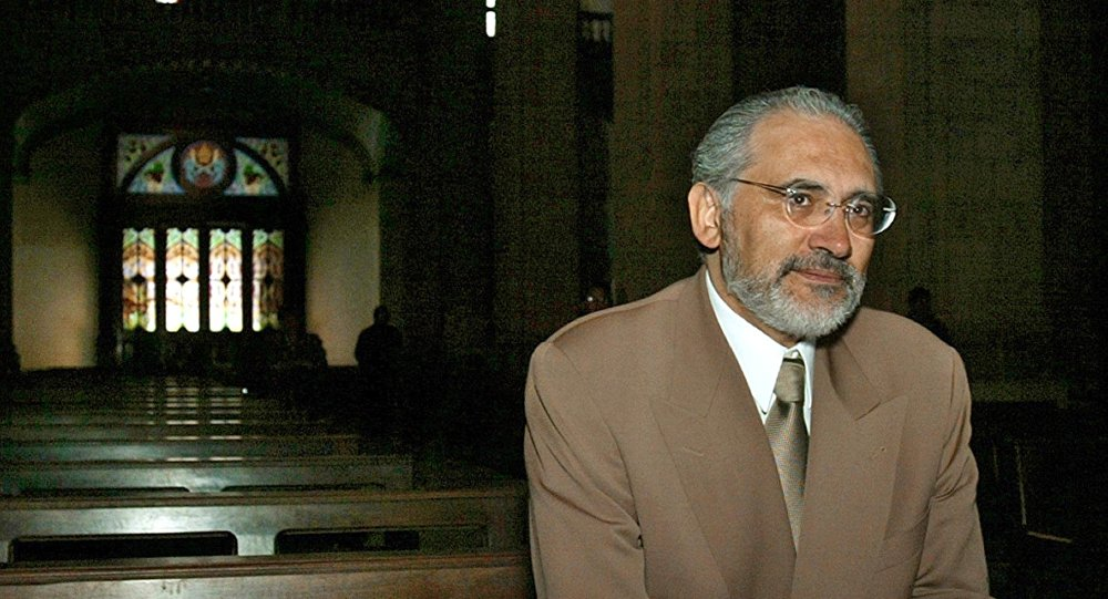 Carlos Mesa expresidente de Bolivia