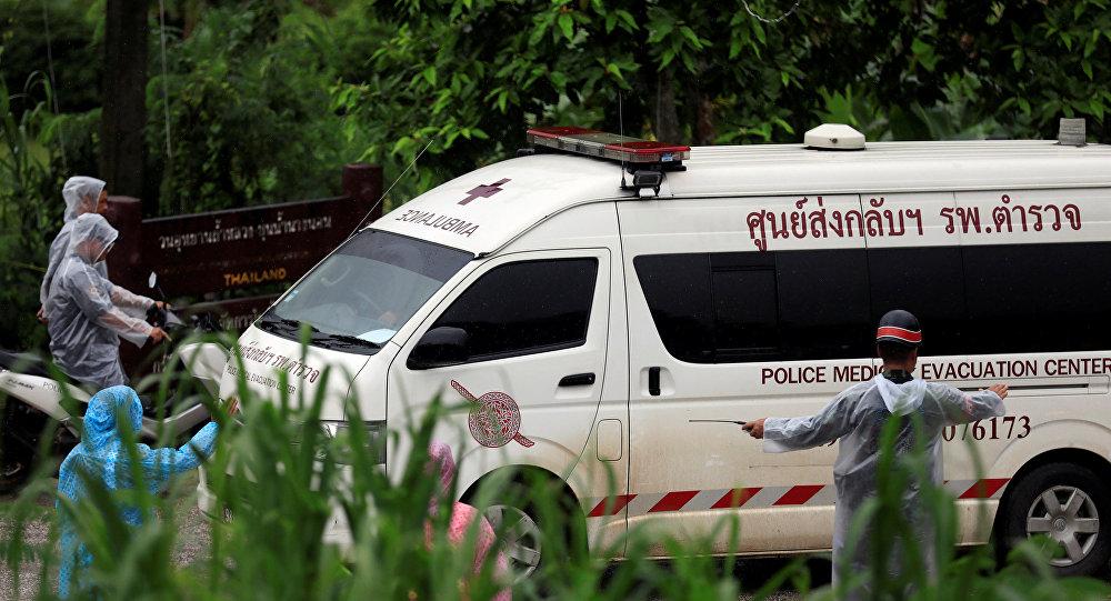 Ambulancia tailandesa