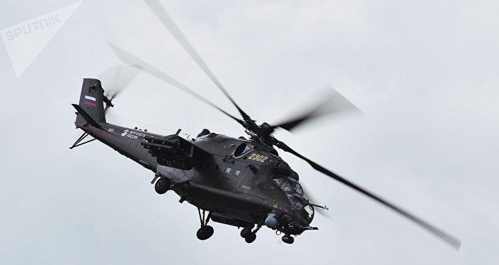 Helicóptero Mi-35M