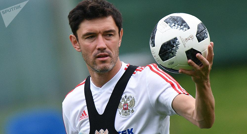 Yuri Zhirkov, futbolista ruso