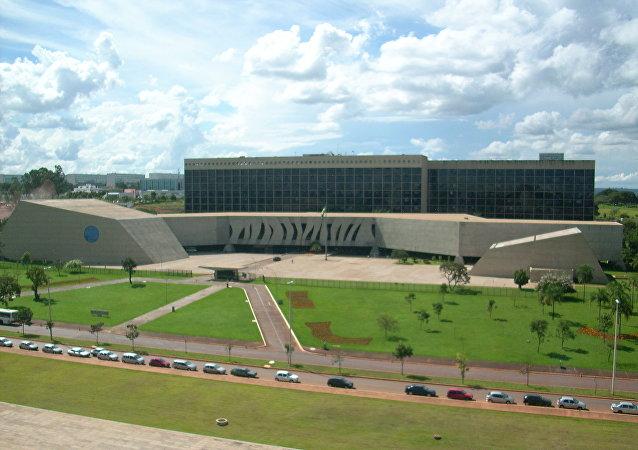 El Tribunal Superior de Justicia de Brasil