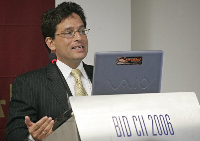 Alberto Carrasquilla, nuevo ministro de Hacienda de Colombia