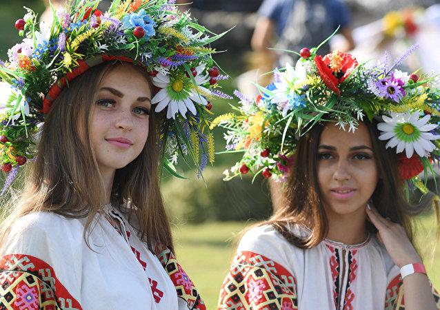 La fiesta de Iván Kupala en Crimea