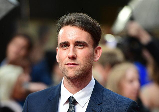 Matthew Lewis, actor inglés