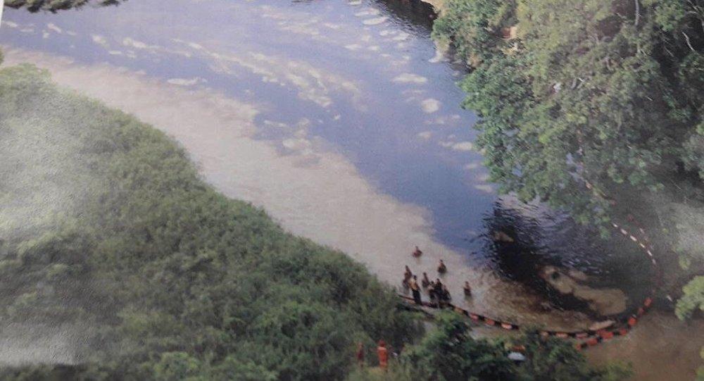 Derrame de crudo deja sin agua potable a una parte de la población del este de Venezuela
