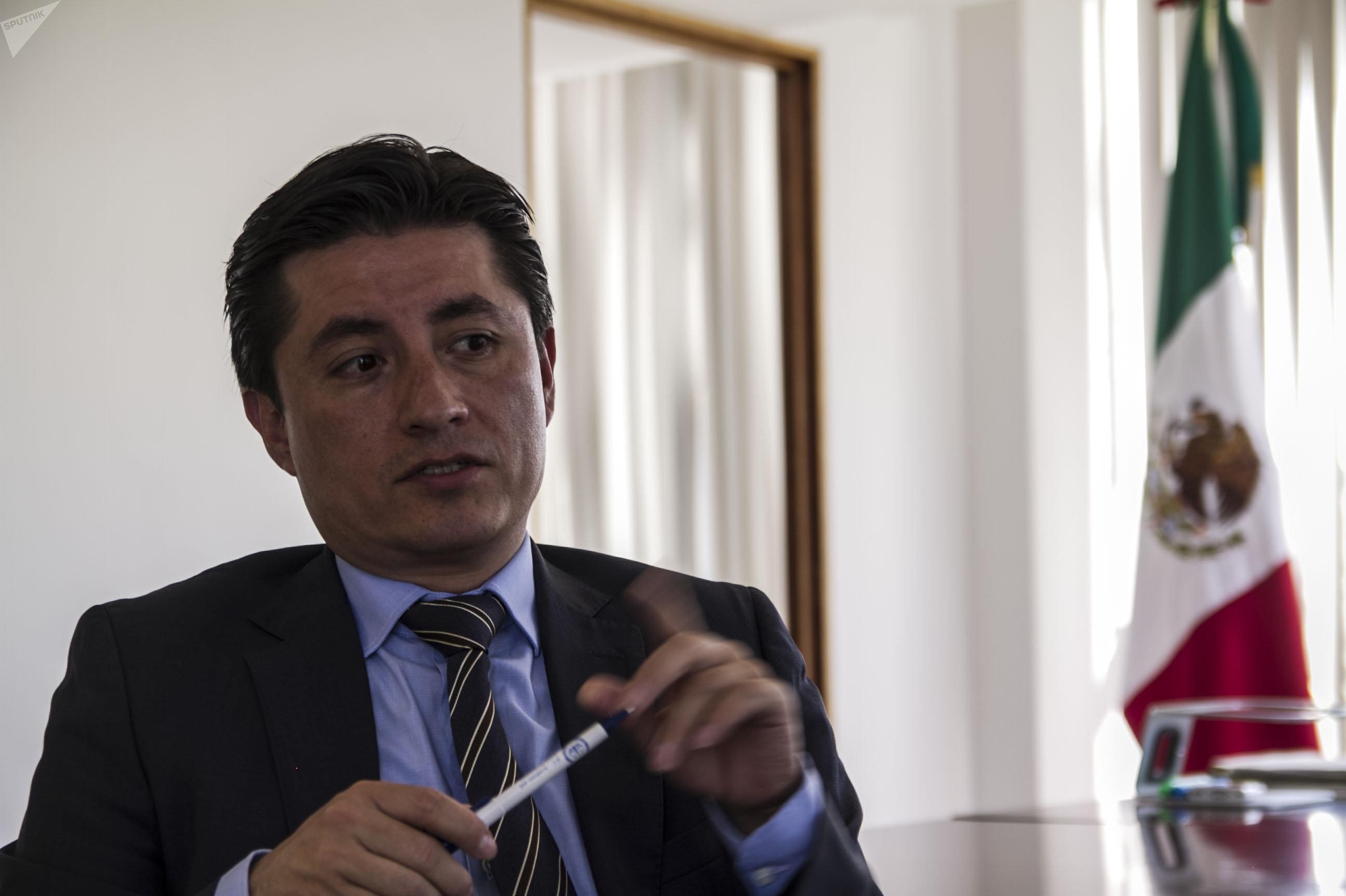 Roberto Cabrera, Comisionado Nacional de Búsqueda de Personas Desaparecidas, México
