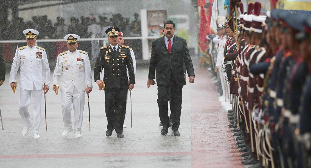 Maduro: EE UU prepara
