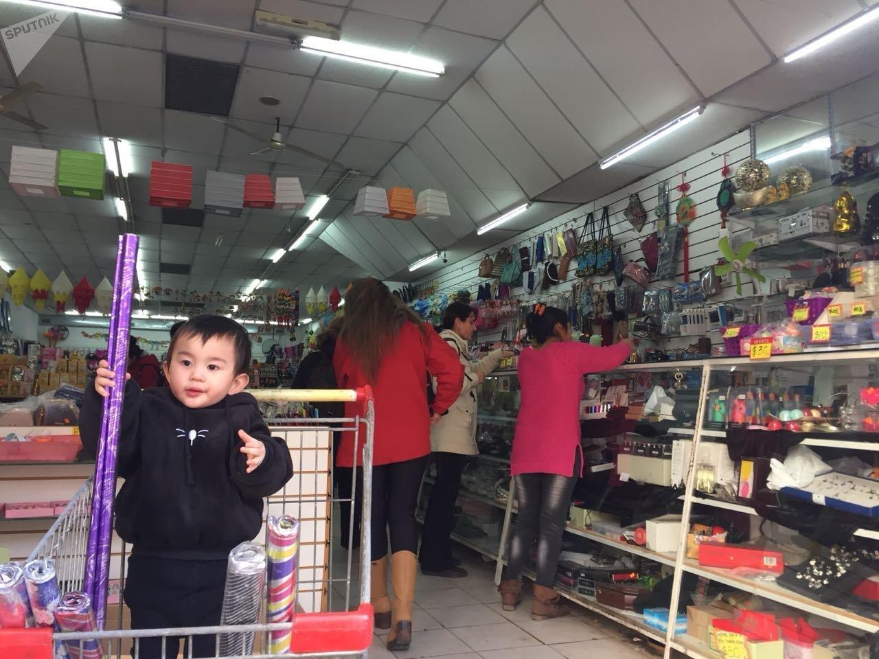Comunidad china en Argentina
