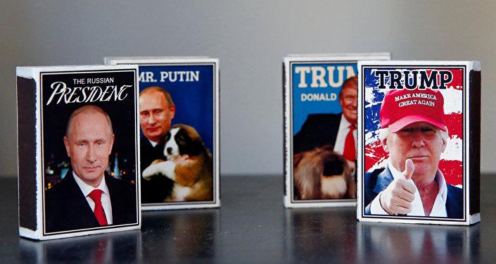 Donald Trump felicita a Francia y Vladimir Putin por el Mundial