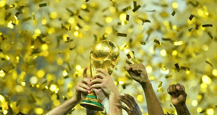 Copa del Mundial de Rusia