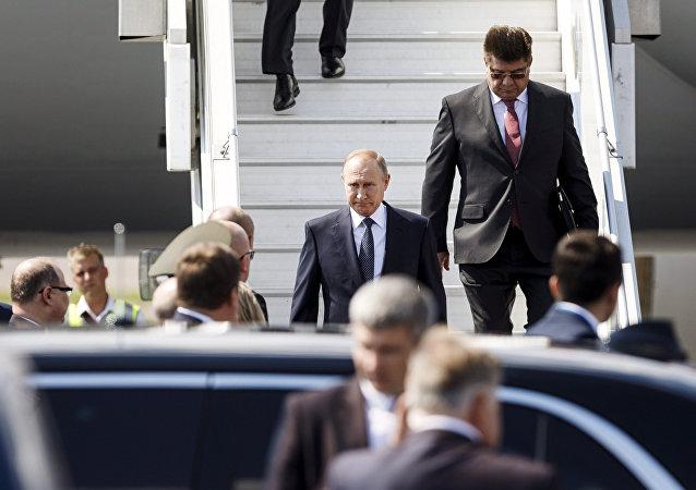 La histórica cumbre de Trump y Putin