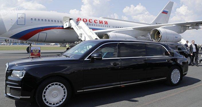 La limusina de Putin