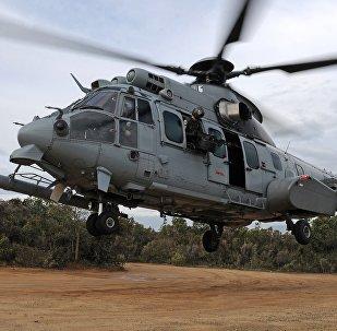 Helicóptero Airbus H225M