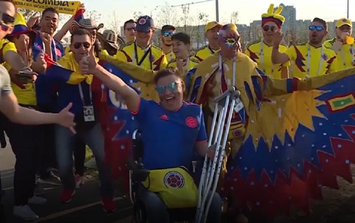 Todas las emociones vividas durante el Mundial de Rusia, en un solo vídeo