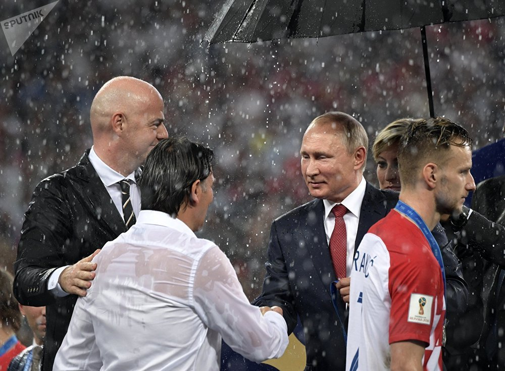 La final del Mundial