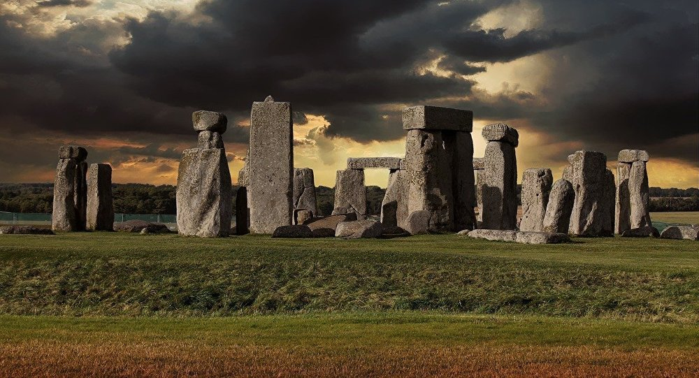 Stonehenge, referencial