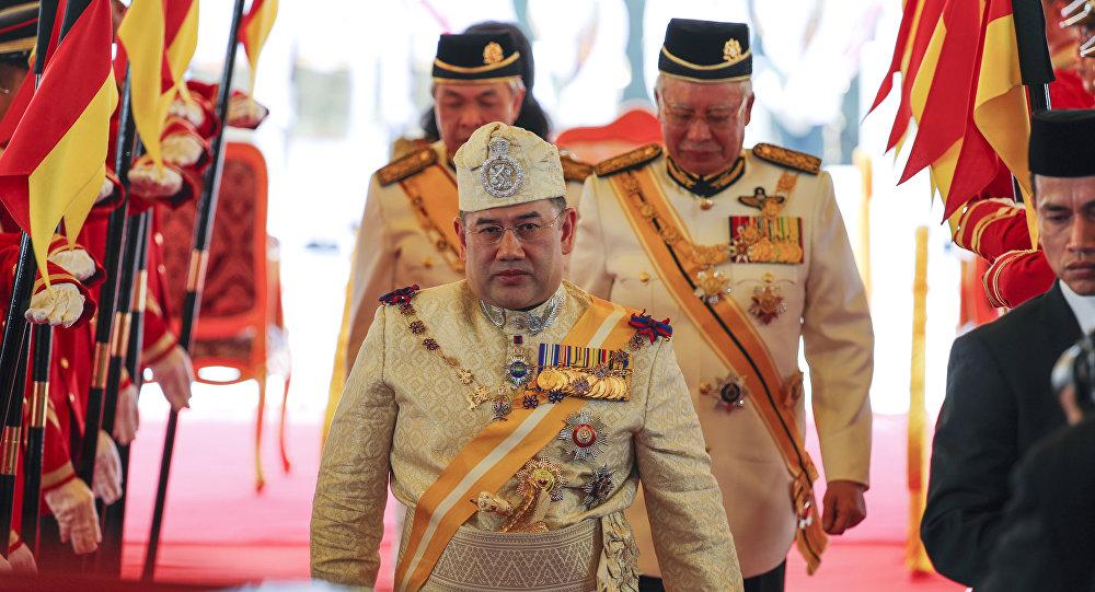 Mohamed V de Kelantan, monarca electo de Malasia