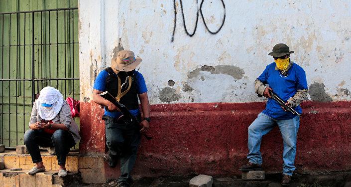 1 muerto y 2 heridos en enfrentamientos en ciudad nicaragüense de Matagalpa