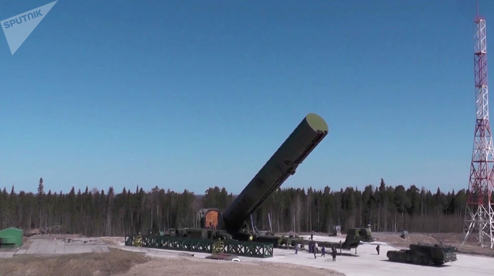 Complejo de misiles Sarmat