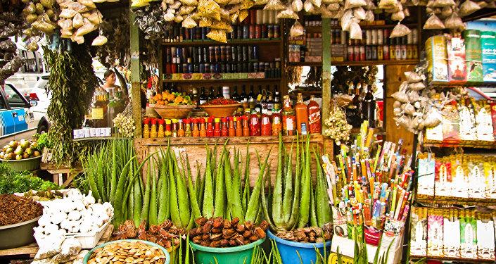 Mercado (imagen referencial)
