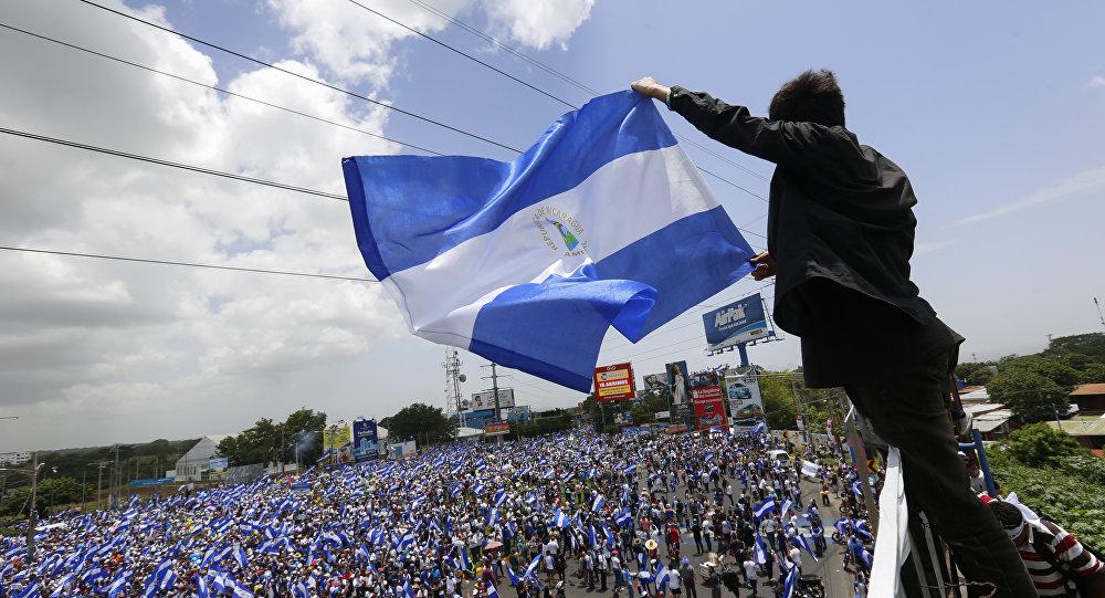 NICARAGUA - Dos muertos tras violentos choques