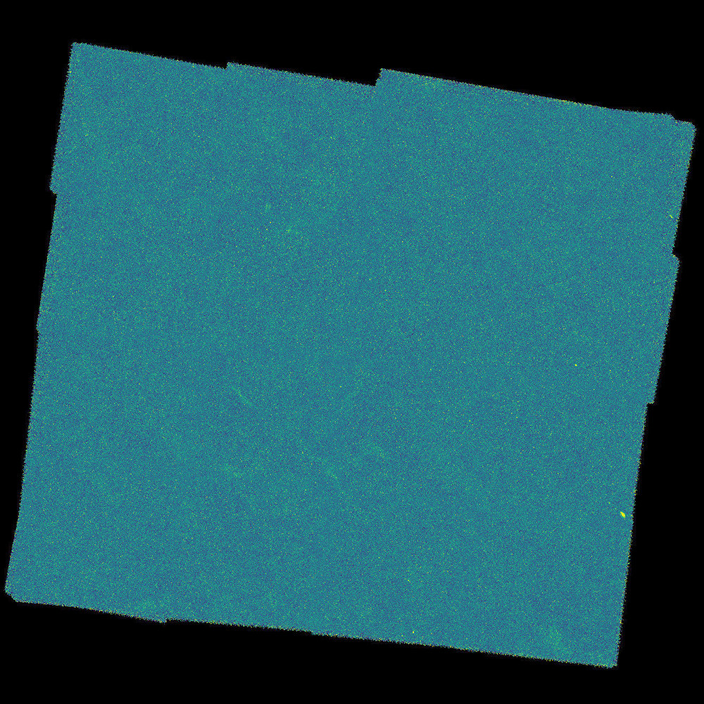 Cada punto de esta imagen es una galaxia