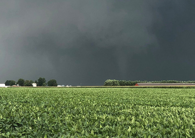 Un tornado devastador en Iowa