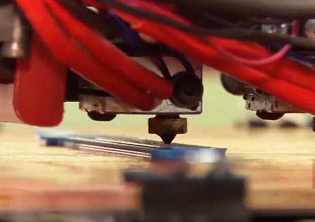 Estos instrumentos quirúrgicos los hizo una impresora 3D