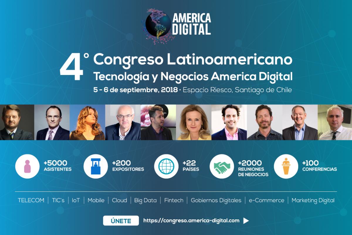 Cartel sobre América Digital