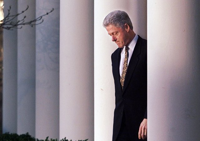 Bill Clinton, expresidente de EEUU