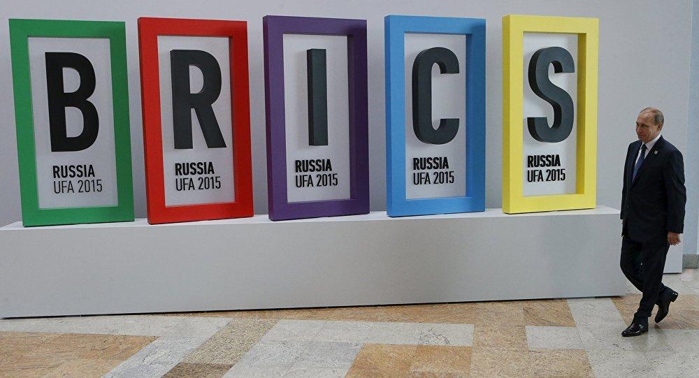La cumbre de los BRICS en Ufá, Rusia (archivo)