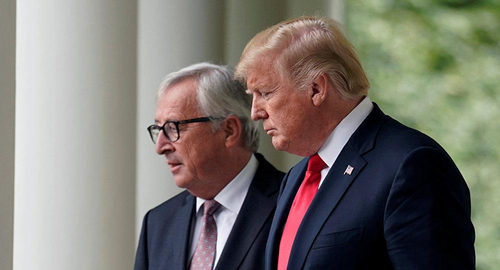 Trump acusa a China de usar tácticas comerciales
