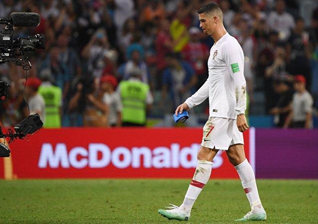 Cristiano Ronaldo, futbolista de la selección de Portugal