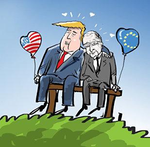 Amor significa... evitar guerras comerciales