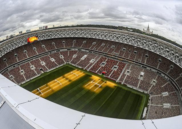 El estadio Luzhnikí en Moscú (imagen referencial)