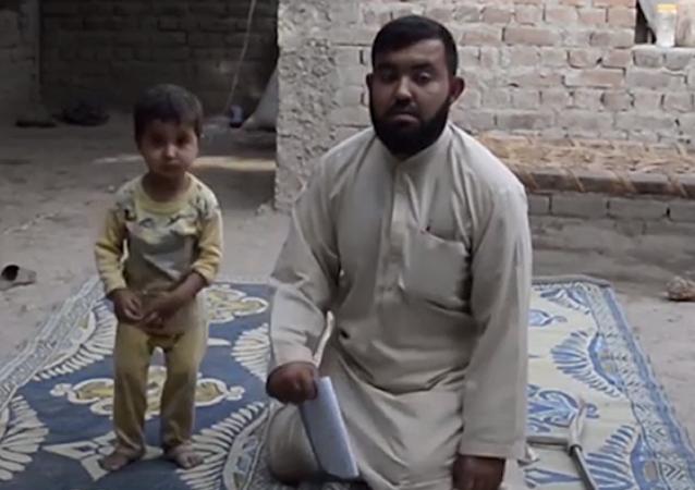 Huérfanos y mutilados: el precio de la guerra en Afganistán