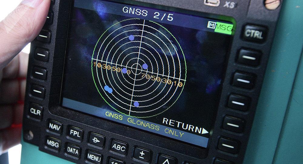 Un dispositivo que utiliza el sistema Glonass