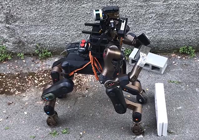 El robot Centauro