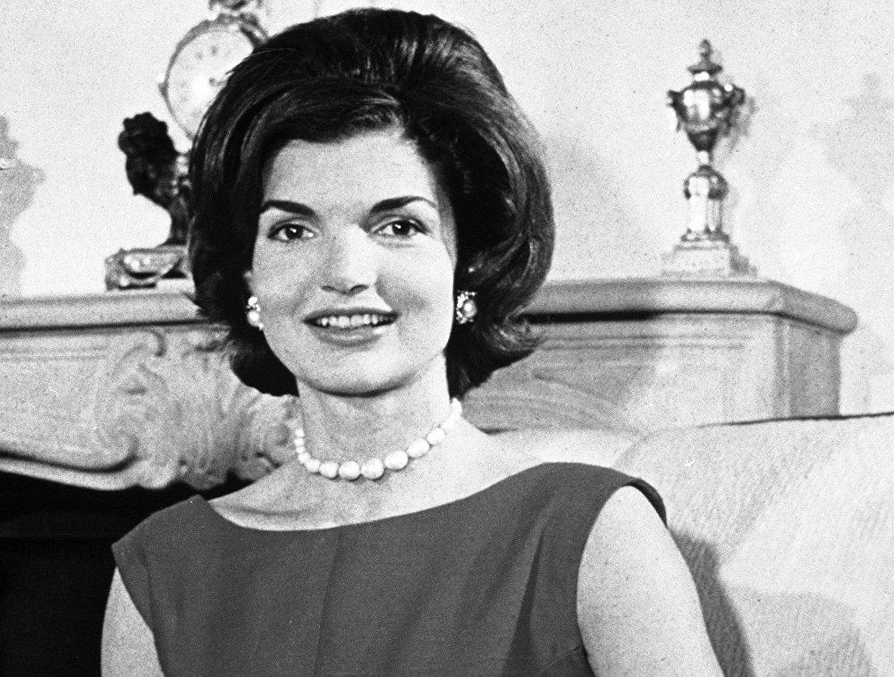 Jacqueline Kennedy, exprimera dama estadounidense