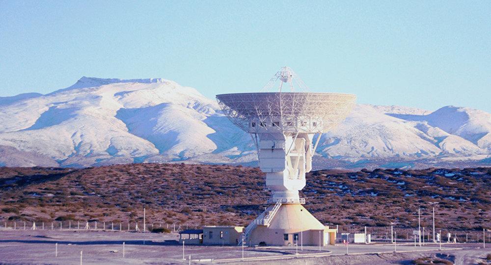 La Estación Espacio Profundo, construida por China en la Patagonia